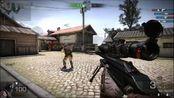 在游戏里无意中发现了红海行动狙击手用的R93狙击枪,帅酷!