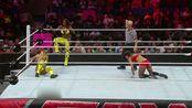 wwe2014年6月30日Nikki Bella vs. The Funkadactyls