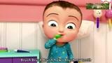 跟可爱宝宝一起学习刷牙洗澡歌 培养宝宝养成健康好习惯!