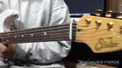 [MusicForce] Suhr Classic Antique Custom SSH Demo - 'Victory' by Guitarist (Won
