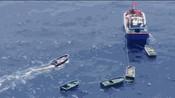 海南遇险渔船32名船员全部获救