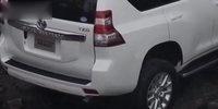 越野对比试驾 丰田普拉多PK奔驰G500