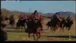 《汉武大帝》激烈大战场面, 汉军和匈奴骑兵大军互攻的大对战