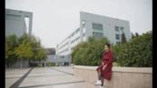 物恋传媒第55期:杨欧-校园里经典的帆布鞋黑丝组合