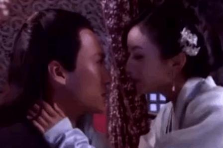 赵丽颖吻戏吻别吻,泪吻!