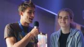 【2013.8.27】噶姐Scarlett 在 Gamescom 2013 的采访
