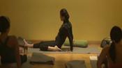 每天一次:专业瑜伽老师教你轻松学习瑜伽,入门级瑜伽教学视频,