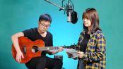 《绿色》吉他谱吉他弹唱教学教程C调入门版 陈雪凝 高音教