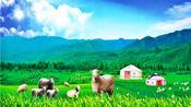 雨露一首草原情歌《神往故乡的草原》好听极了