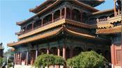 #雍和宫 北京必去十大寺庙之一,拥有中国最大独木雕像,