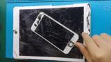 收到三个烂手机,先修一个iPhone6Plus,触摸屏不灵!