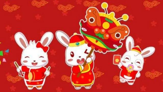 红红红(兔小贝儿歌)