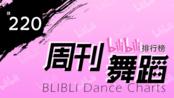 【周刊】哔哩哔哩舞蹈排行榜2019年7月第三周#220