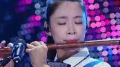 梦想的声音 叶炫清《关键词》箫声动人
