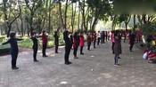 歌唱新时代增城莲园舞蹈8步现代舞