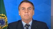 """巴西总统要求停止封锁:我感觉新冠就是""""小流感"""""""