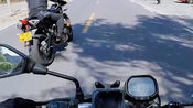 【大涂骑车日常 #番外篇】渣渣新手进错摩托车群是种什么样的体验? 隆鑫无极300AC 跑山 摩托车 机车