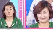 阿ken老师教你如何巧换发型 圆脸变方