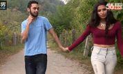 变性人之爱:性别互换的年轻情侣快乐的在一起