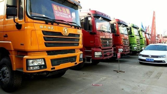 今年的九寨沟地震,这里的工程车几乎都参与了救援!实属给力!