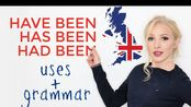 201#HAVE BEEN / HAS BEEN / HAD BEEN - Complete English Grammar Lesson with Examp