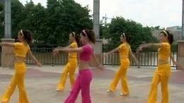 杨丽萍广场舞《好运来》
