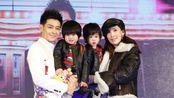 陈若仪带双胞胎儿子参加家族聚餐,林志颖侄女罕见出镜超漂亮
