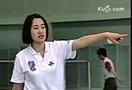 学打羽毛球第30集