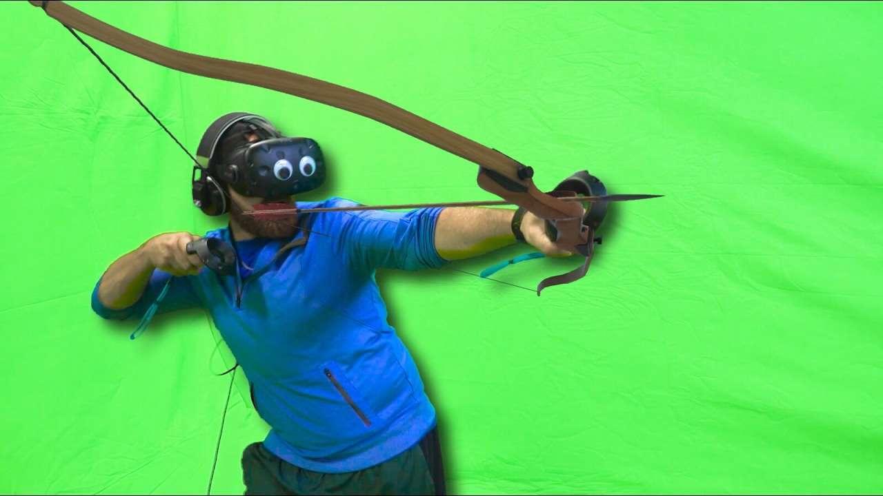 宛如现实的VR游戏全体验