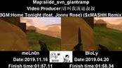 【CS1.6KZ视频对战】meLn0n VS BloLy on slide_svn_giantramp By:请叫我流逼叔叔