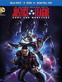 正义联盟(神明与怪物)