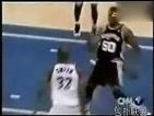 NBA打架视频