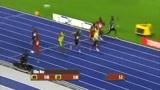 博尔特100米9秒58创历史之最,解说员都缺氧了