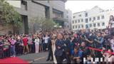 林志玲婚礼伴手礼,由于太廉价,引起网友争议