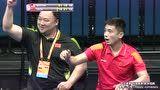 2018羽毛球世锦赛 1/8 中国VS马来西亚