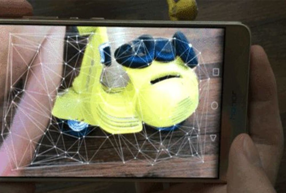 华为手机独有的3D动态全景,让你的图片拥有立体感