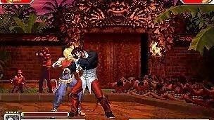 拳皇97 玛丽必杀连招
