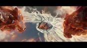 《环太平洋2:雷霆再起》德语版怪兽被袭击的后果