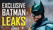 【THE BATMAN 2021】帕丁森版蝙蝠侠最新消息:独家泄露大阴谋信息,企鹅人,里德尔的角色和标题复仇的含义