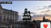 【三三】19.09.04 Study with me(with music)/ 和我一起学习吧韩国留学