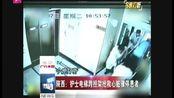 陕西:护士电梯跨担架抢救心脏骤停患者