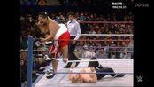 WWE-17年-WWE经典时刻:日本相扑选手WWE首秀碾压式战胜比尔·乔丹-新闻