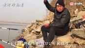 4年黄河野钓者刘波 黄河岸边,手把手教你绑黄河业鲻线组