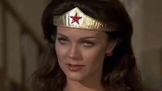 琳达·卡特主演的神奇女侠超美变身