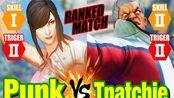 街霸5CE Punk(Chun Li) vs Tnatchie(M.Bison)
