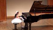 朱润和 Harmony Zhu(7岁)巴赫二部创意曲No.13