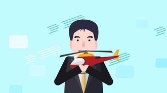 动画:飞机也能网购?4千网友下单卖家待收款达969万亿