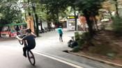 我叫肖聪 我用自行车探索这个世界