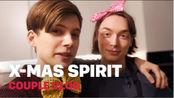 【thewineholics】(中文字幕)Christmas Spirit — Couple VLOG.
