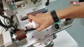 标上自动化-半自动高精度滤芯贴标机运行操作教学视频